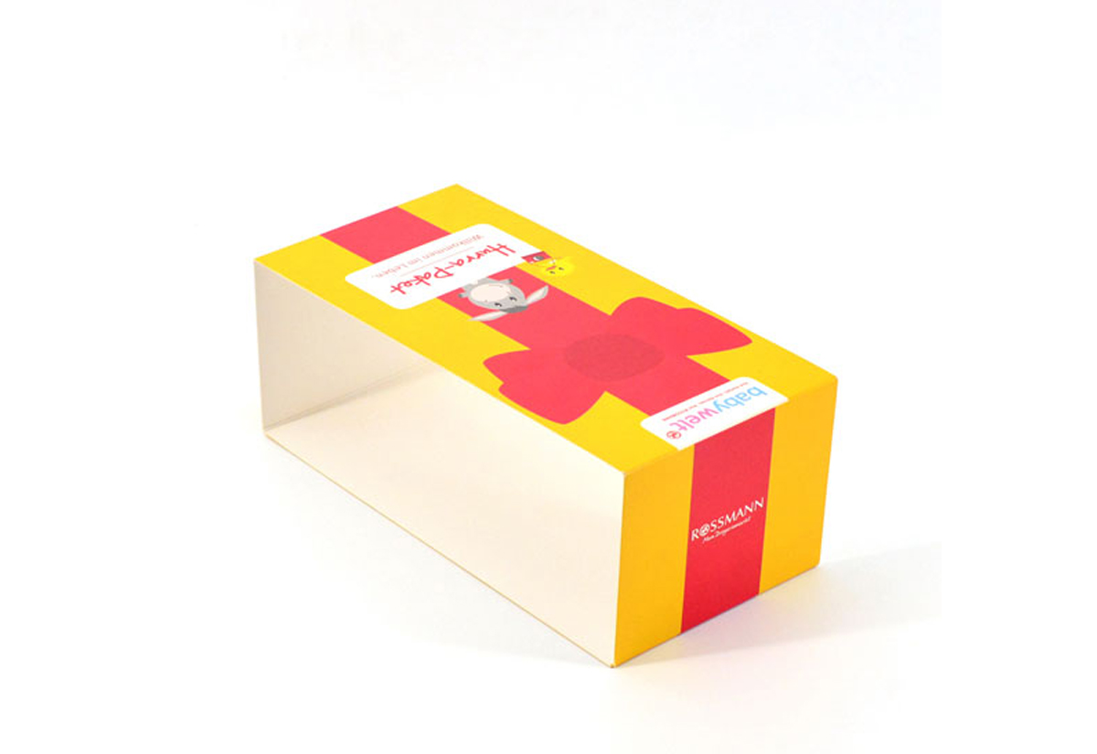 Cream Butter Boxes