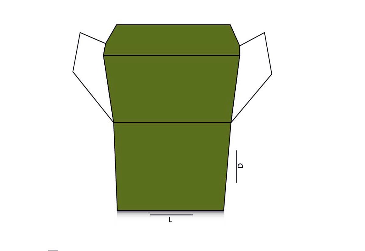 Slope T Reverse Tuck