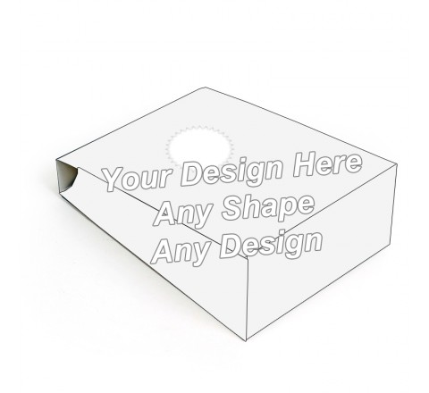 Die Cut - Gable Bag Packaging