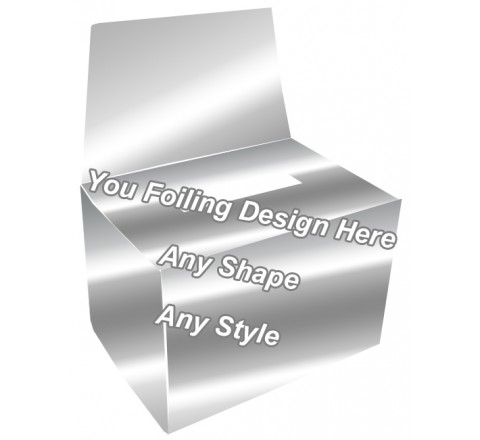 Silver Foiling - Bandage Packaging
